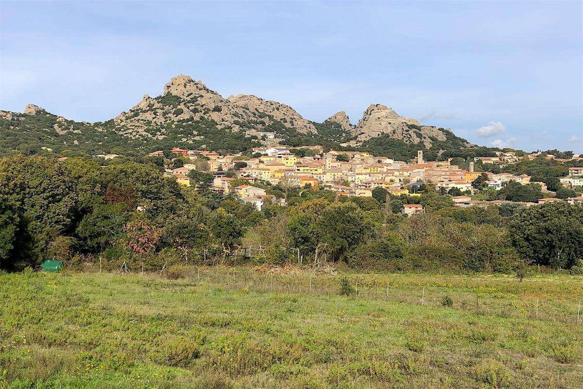 Villa nelle campagne di Aggius