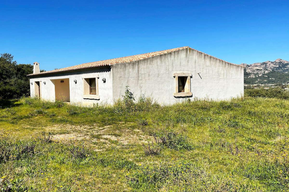 Casa di recente costruzione vicino ad Arzachena